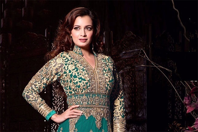 anarkali gowns for your engagement
