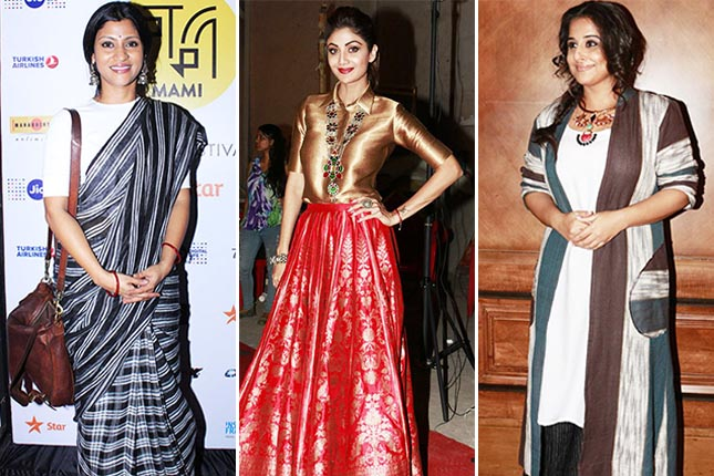Celebrity ethnic looks to steal this season
