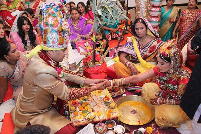 Image result for palka tika ceremony indian marriage