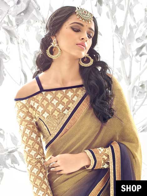 1a84277085a66 Saree Blouse Designs To Inspire Your Everyday Style