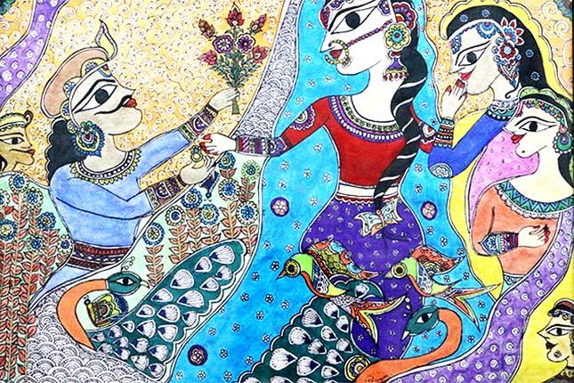 History Of Madhubani Paintings Will Leave You Amazed | The