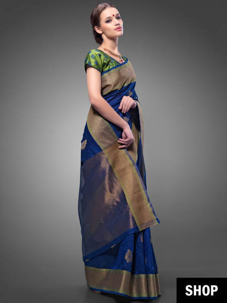 8 Things You Didn't Know About Your Tussar Silk Sarees   The