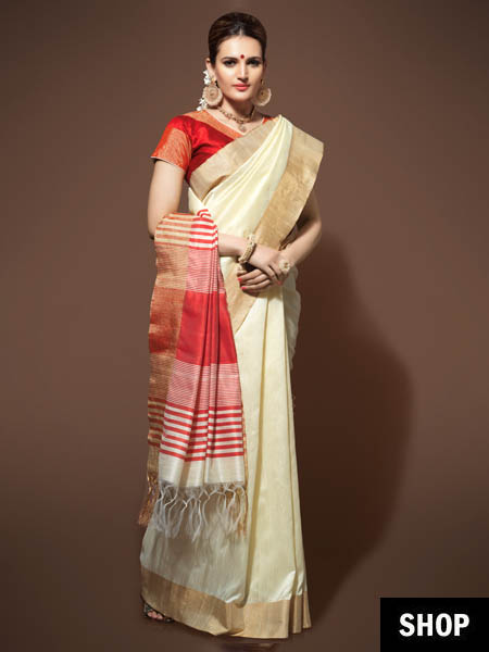 e62d4fc92cab92 8 Things You Didn't Know About Your Tussar Silk Sarees | The Ethnic Soul