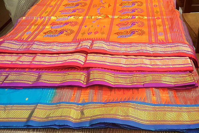 History Of Paithani Sarees: The Beauty Of The Queen Of Heirlooms