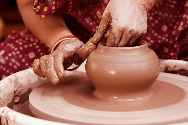 terracotta pottery the ancient art of creating poetry from clay