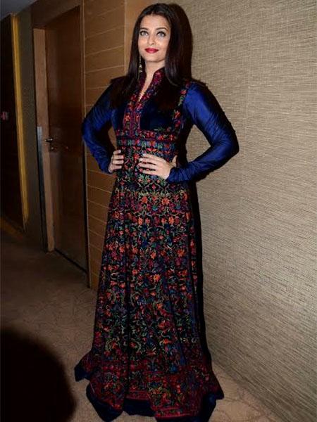 Celebrity Ethnic Looks This Week Aishwarya Katrina Sonam Rekha The Ethnic Soul