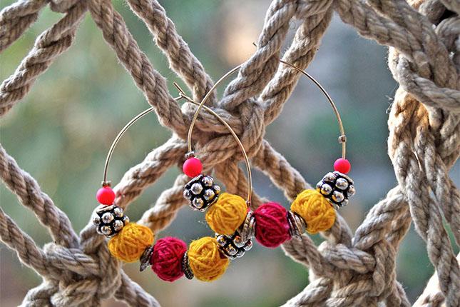 indian earrings styles