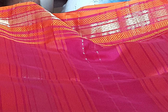 85c1f8d594be Maheshwari Sarees  The Real Story Behind Weaving A Maheshwari