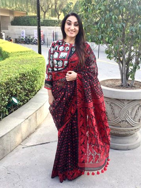 bd4cd14945 These Real Women In Handloom Sarees Will Give You Wardrobe Goals ...