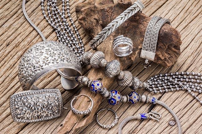 Fusion jewellery