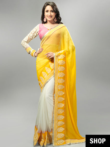 2cc8427e22 Makar Sankranti 2017: Yellow Outfits To Flaunt Your Style   The ...