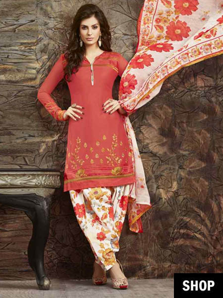 6 Amazing Salwar Suit Types For Every Body Type | The Ethnic