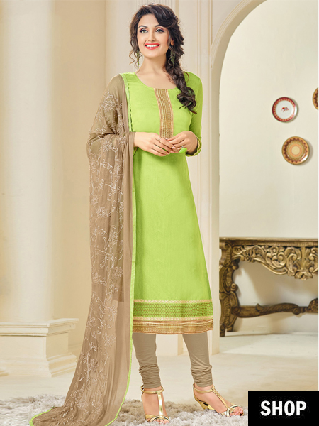7083a9dfeea Salwar Suit Designs Under 999 For The Girl On A Shoestring Budget ...