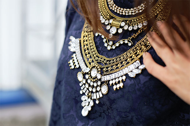 9 Different Types Of Necklace Designs Every Girl Should Know About