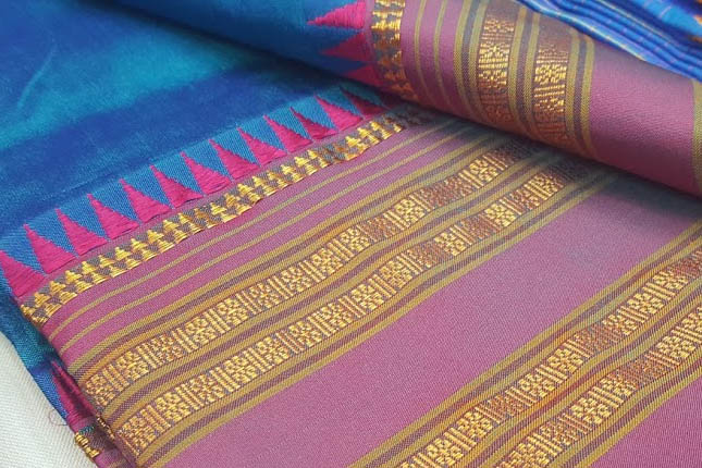 Narayanpet Sarees: A Beautiful Tale About The Garment Of The Gods