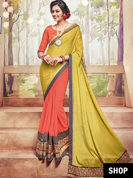 7 Easy Tricks To Look Slim And Tall In A Saree Without Heels