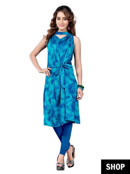 56e25a65355 7 Smart Kurti Styling Tips For Short Women