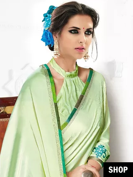 8c11a7791f7a5 10 Hot Saree Blouse Designs To Rock Summer Weddings