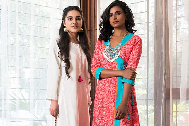 Contemporary Kurti Designs For The Woman Who Loves Style