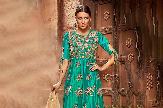 Anarkali designs for every body type