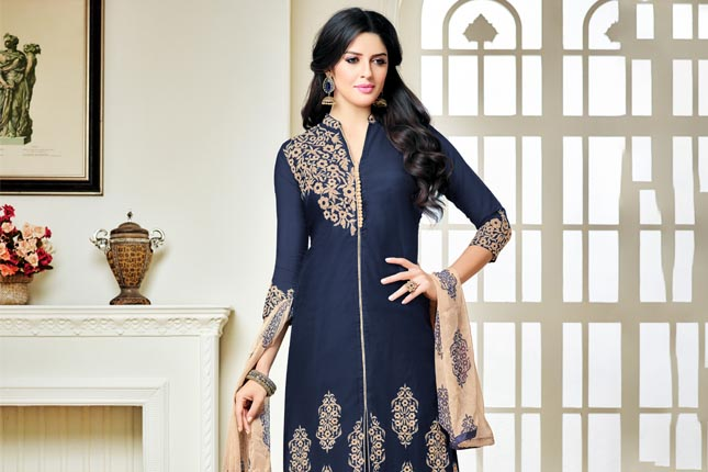 1ef9f2923e Salwar Suit Designs To Sail Through Every Occasion | The Ethnic Soul