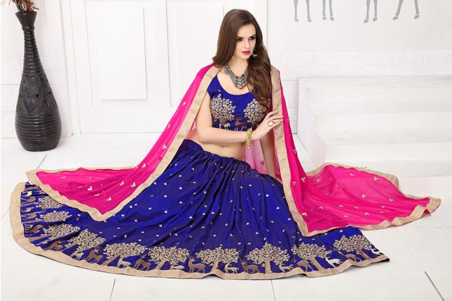 Bridal lehengas for every personality