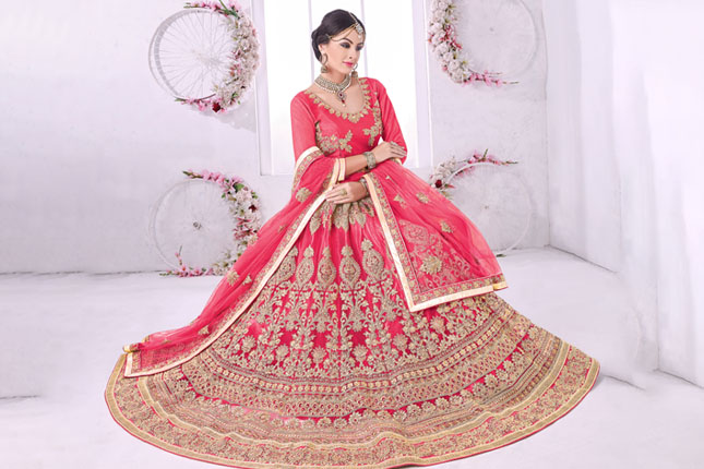 Lehengas for your dream wedding