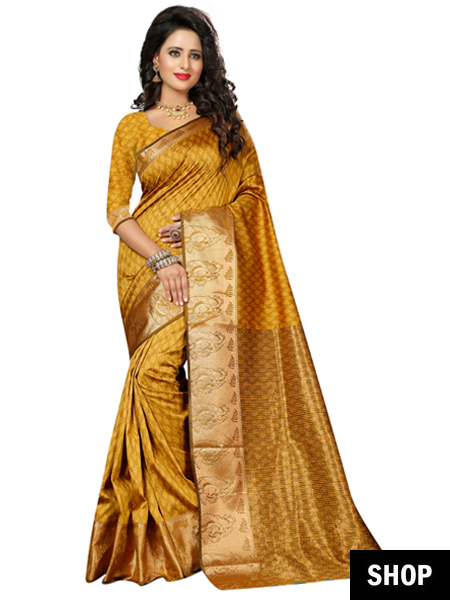 Celebrate Navratri Colours With Statement Sarees The