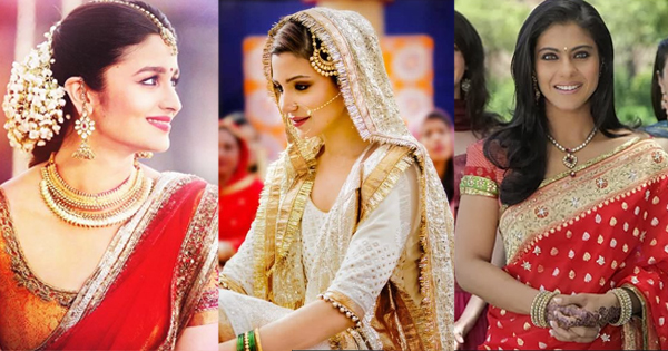 Bollywood Fashion 7 Wedding Season Trend Spirations You Need The