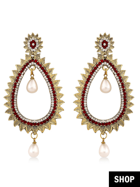 066184bdd An all occasion favourite, this bestselling pair of earrings are on every  fashionista's it list. Set the stage for some high style drama s you sport  these ...