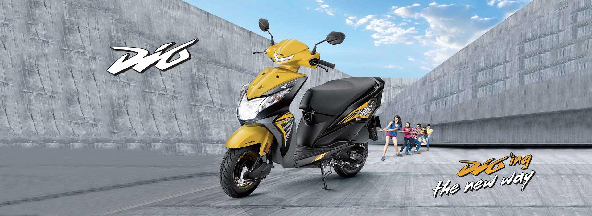 Tansi Honda Authorized Honda Two Wheeler Dealership Serving And