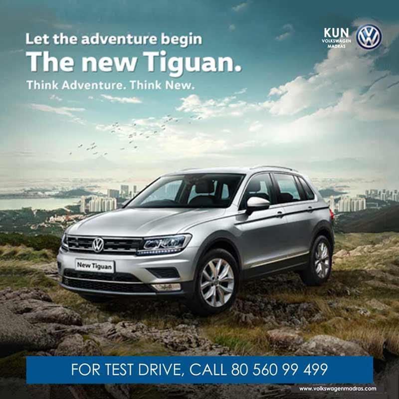 KUN Volkswagen: Volkswagen Authorized Car Dealers & Showroom in Chennai