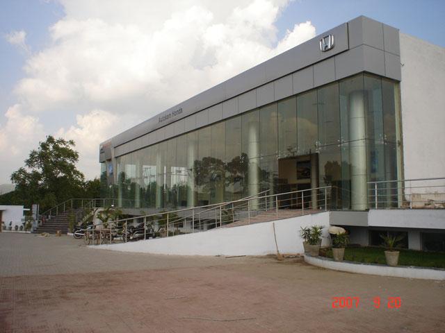 Gallery Autokam Honda Kota Rajasthan