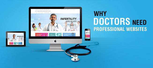 Websites for doctors
