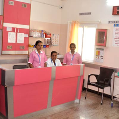 Jayashree Multi Specialty Hospital: Bangalore, Karnataka