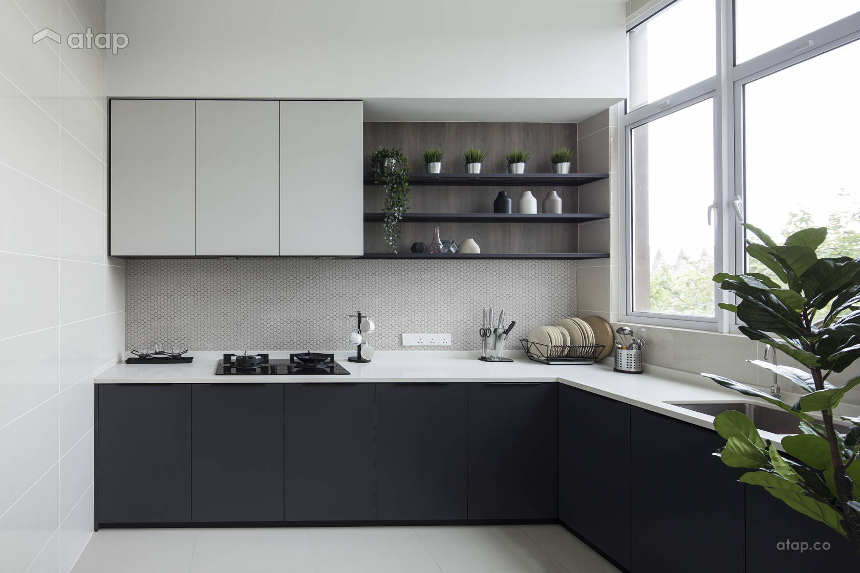 Contemporary Modern Kitchen @ Setia Eco Park, Shah Alam