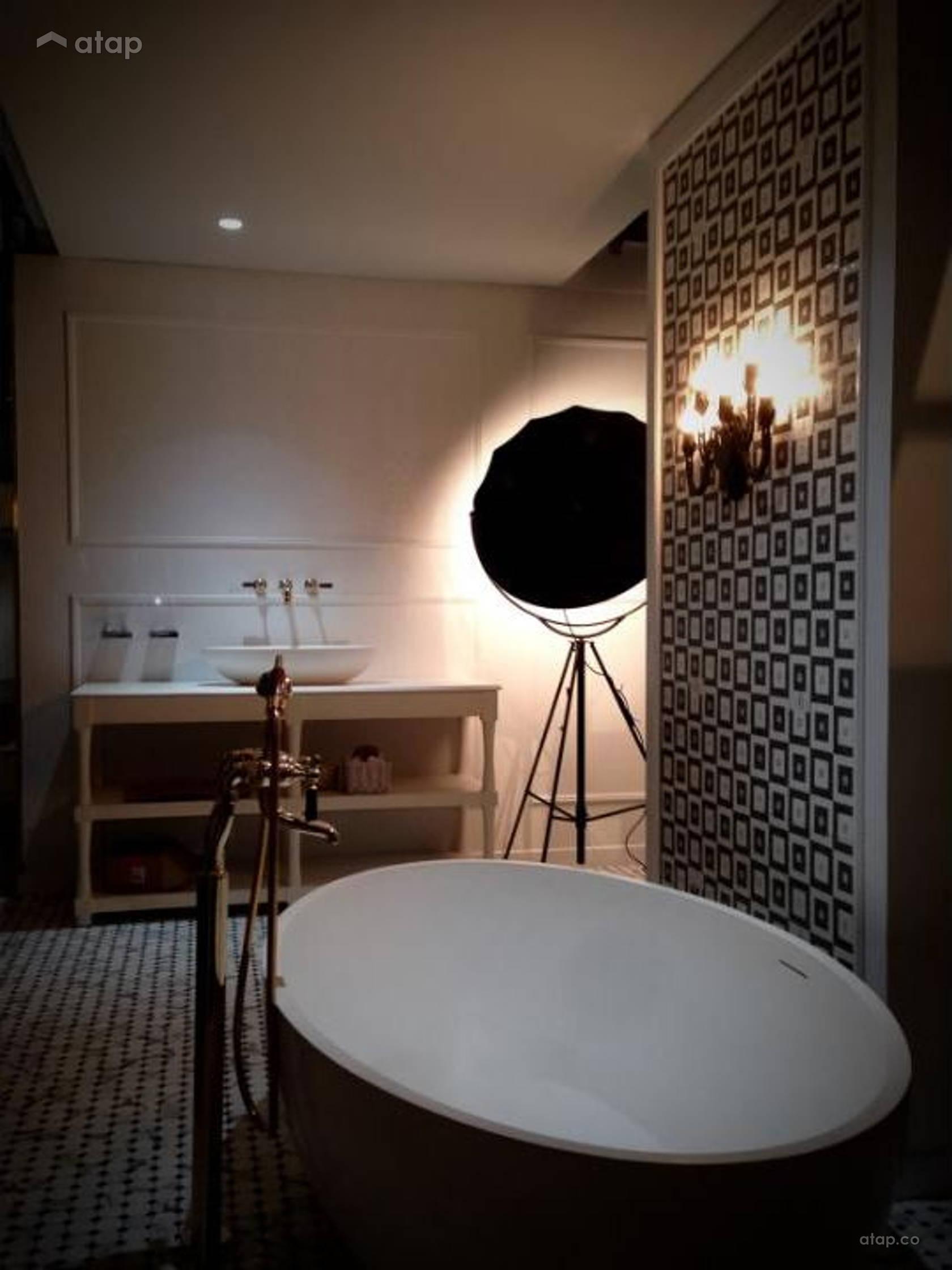 Zen Bathroom @ Bina Warehouse