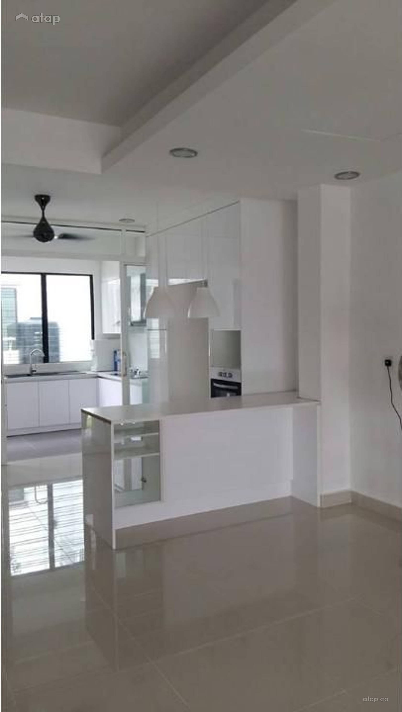Dry Wet Kitchen For Residential Interior Design Renovation Ideas Photos And Price In Malaysia Atap Co