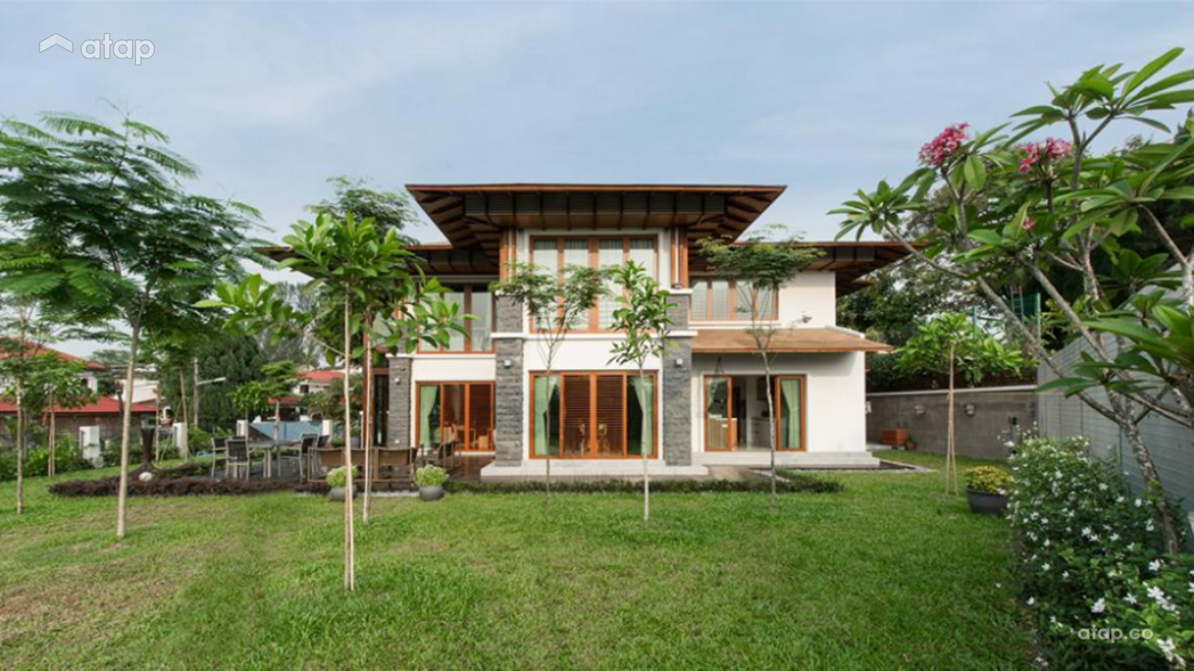 Malaysia exterior home design home design minimalist home design malaysia home design tag for Malaysian home design ideas