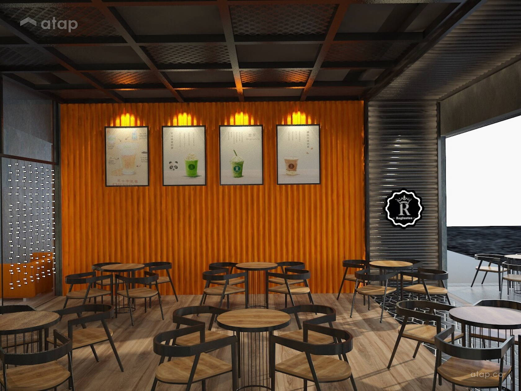 Contemporary modern retail regiustea jb taman sutera share this professional