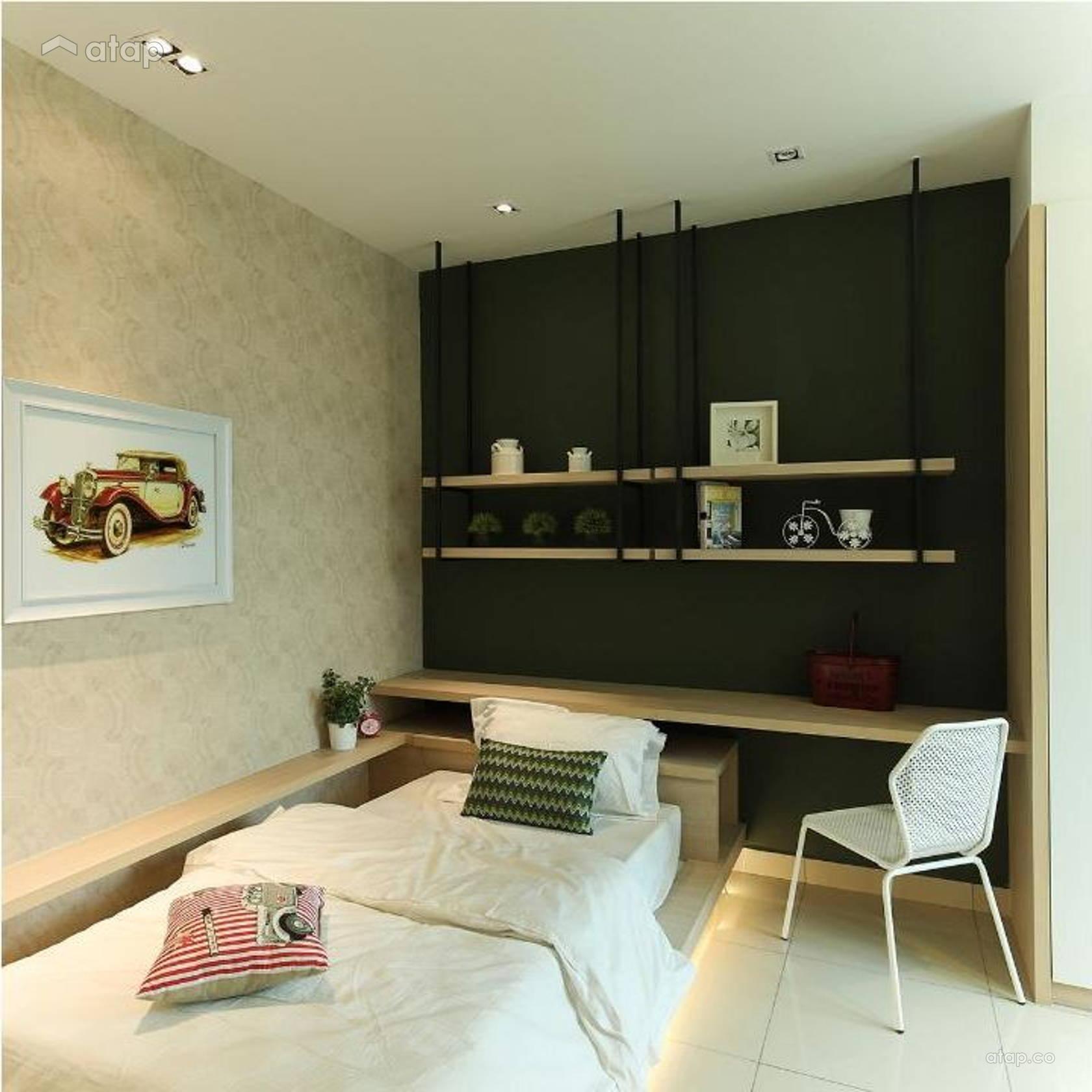 Scandinavian Bedroom Terrace Design Ideas Photos Malaysia Atap Co