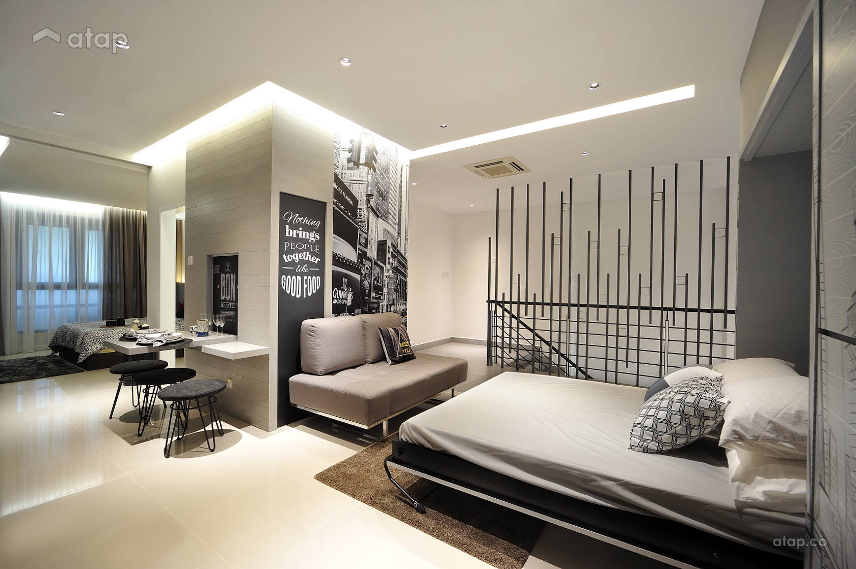 High Quality HighPark Studio A1 Interior Design Renovation Ideas, Photos And Price In  Malaysia | Atap.co Amazing Pictures