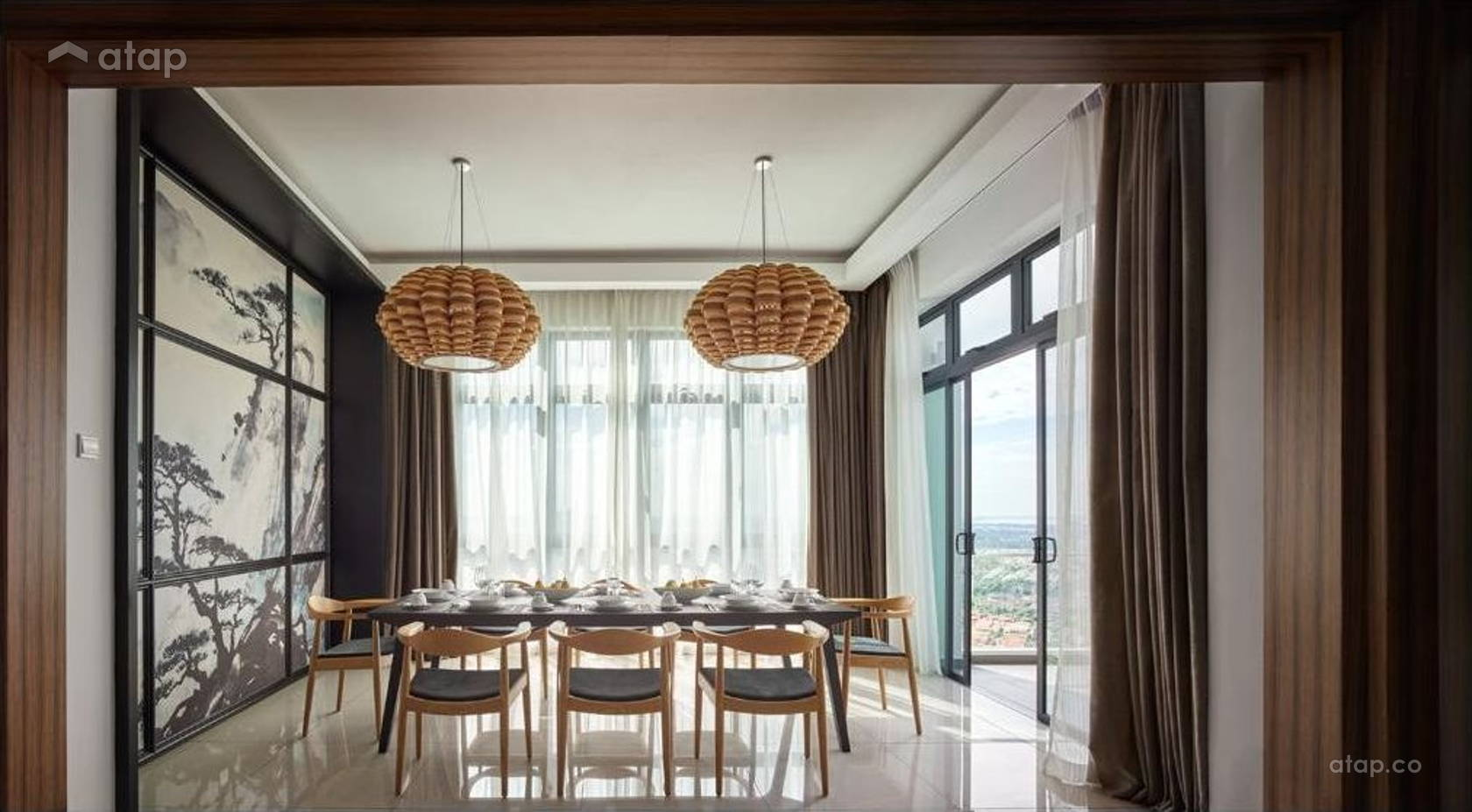 Asian Dining Room Others Design Ideas Photos Malaysia