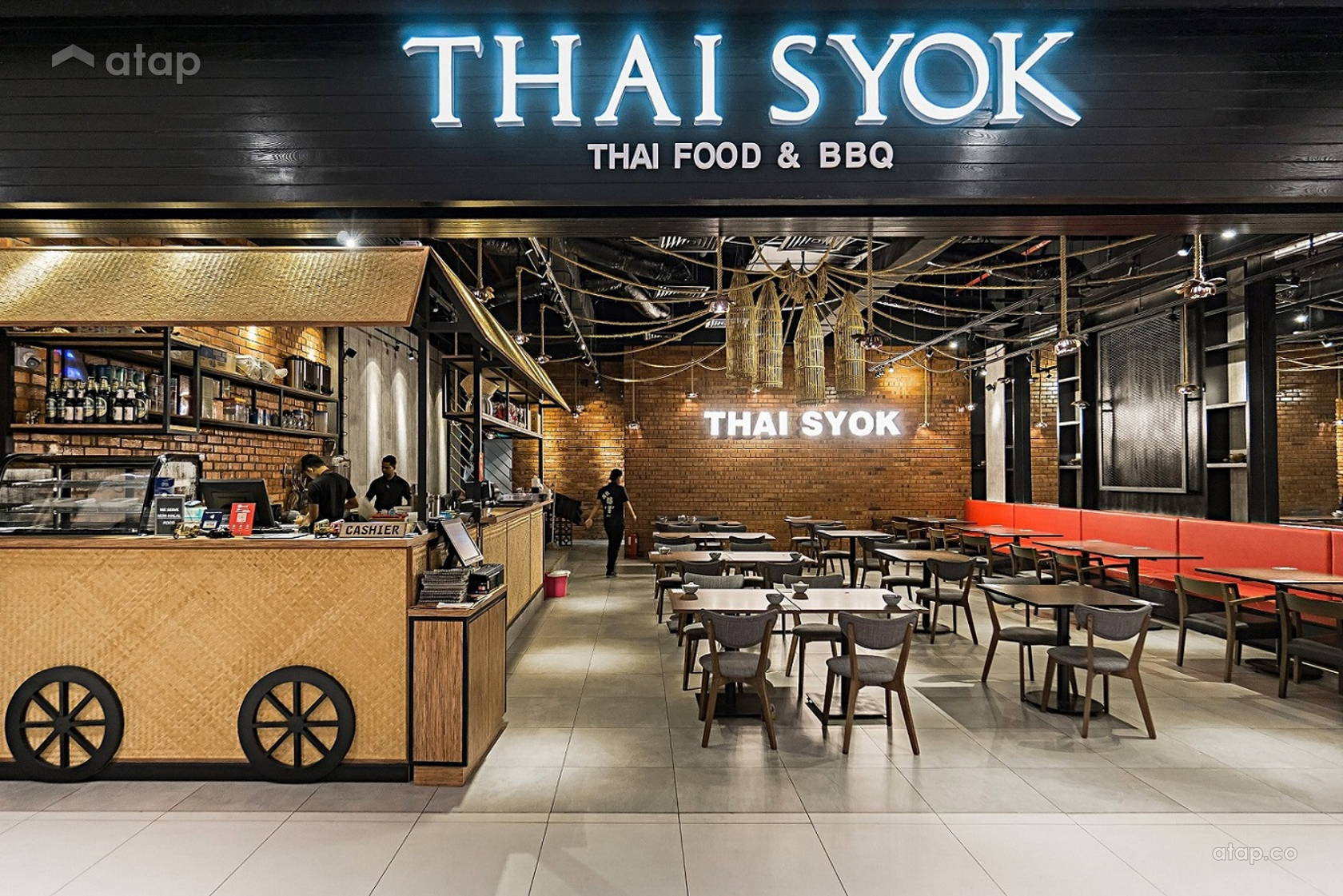 Thai Syok Central I City Mall Interior Design Renovation Ideas Photos And Price In Malaysia Atap Co