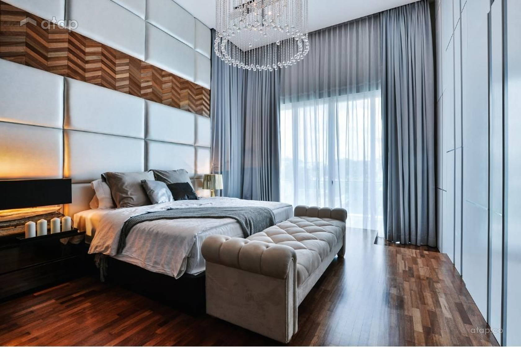 Contemporary Modern Bedroom @ Cheras Idaman