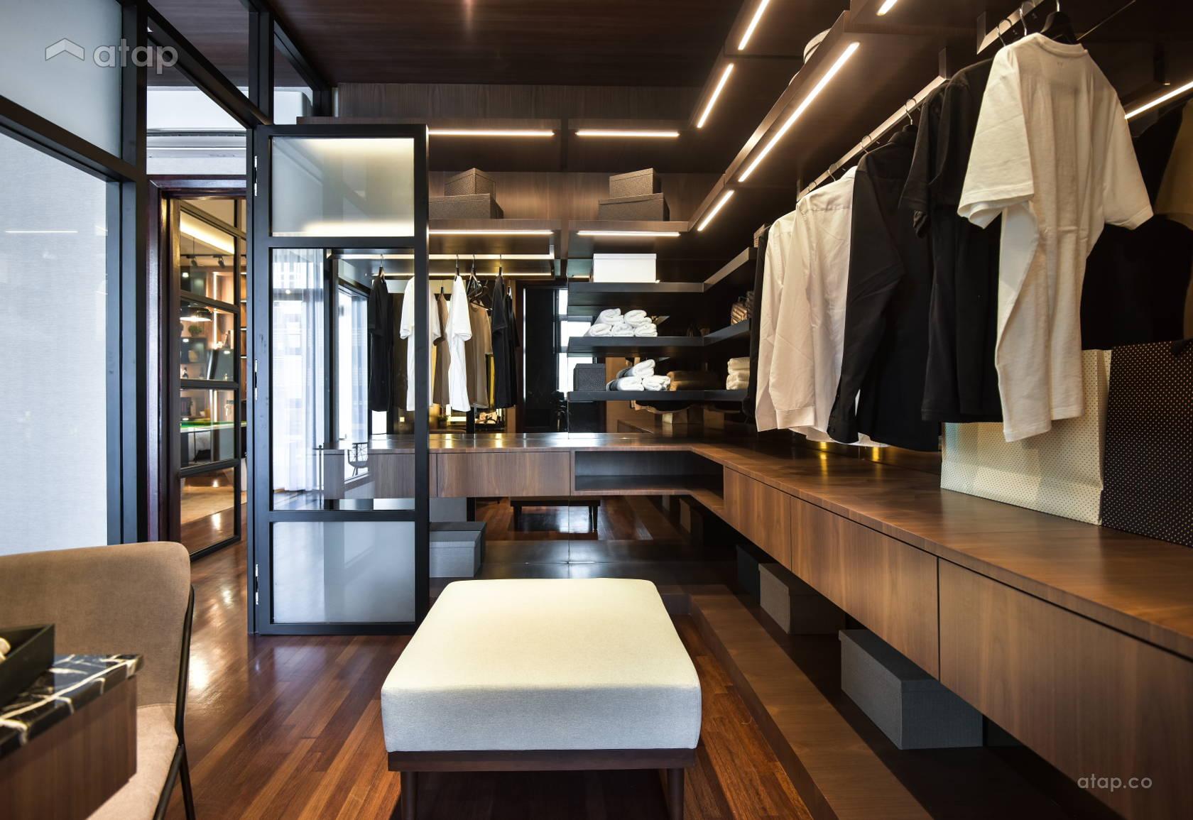 Contemporary Modern Bedroom @ Artezza Eco Sanctuary