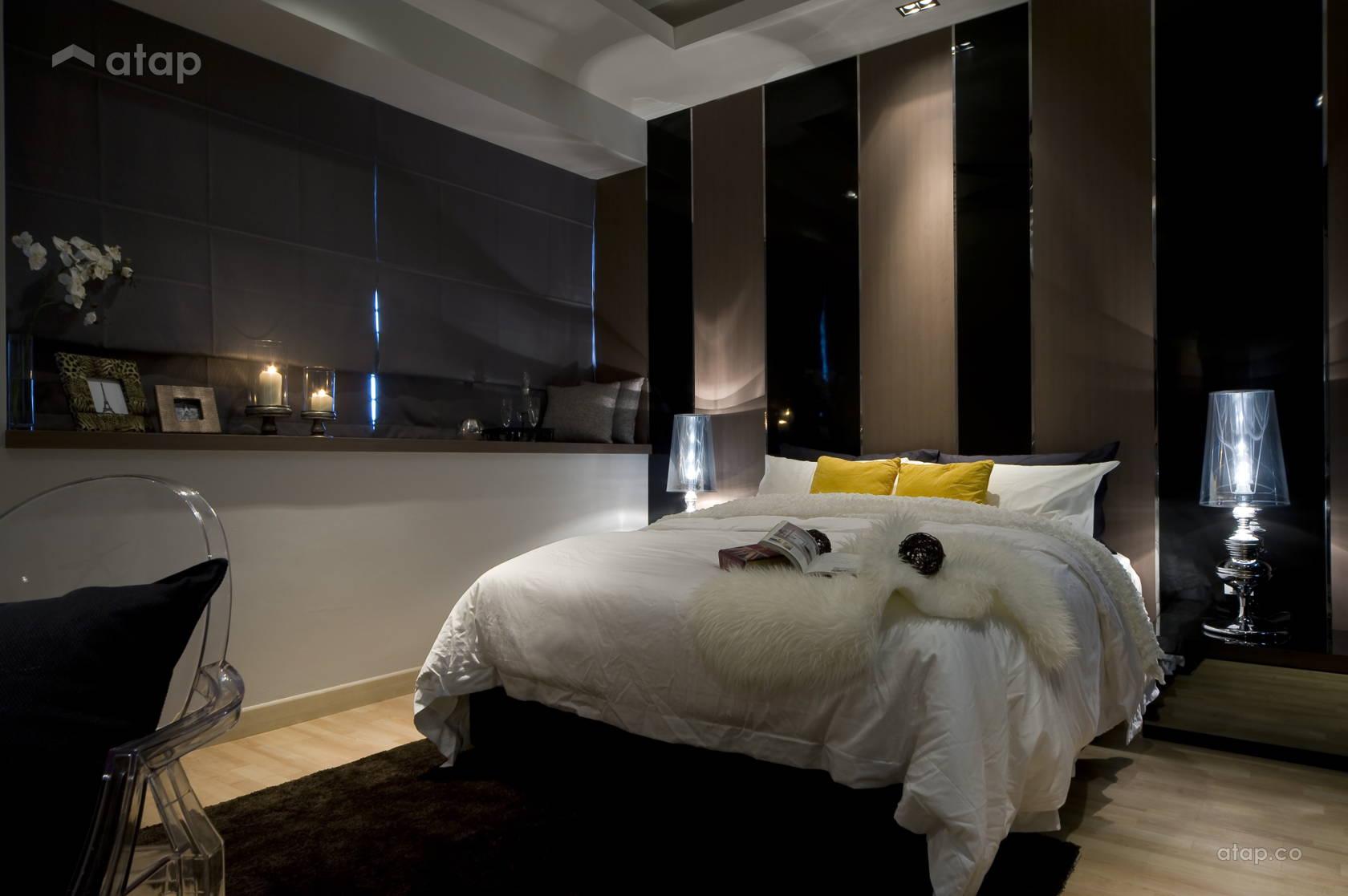 Contemporary Industrial Bedroom @ Petunia 59, Klang