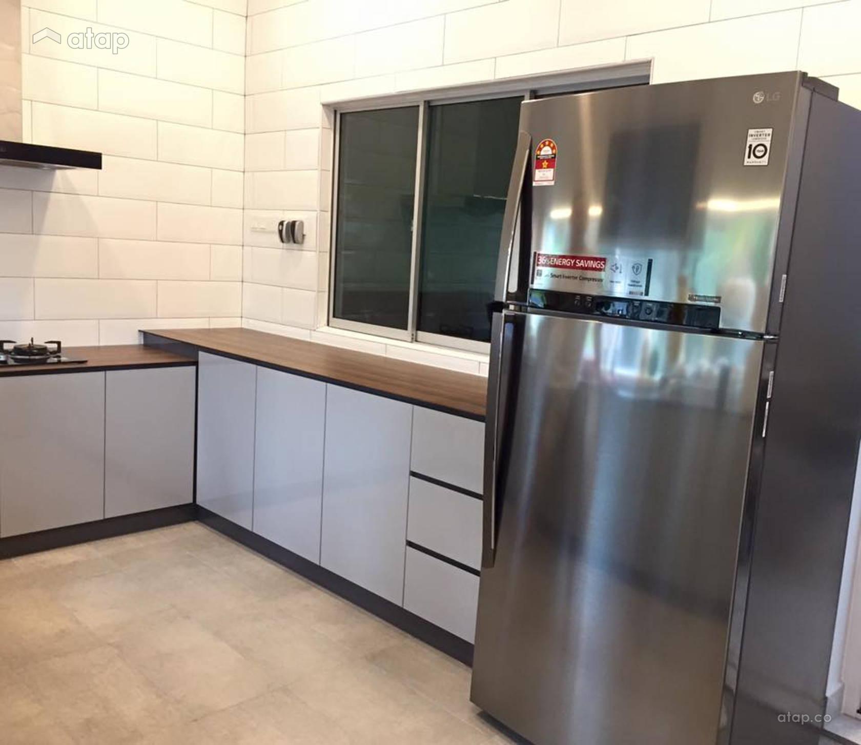 Modern Kitchen Terrace Design Ideas & Photos Malaysia