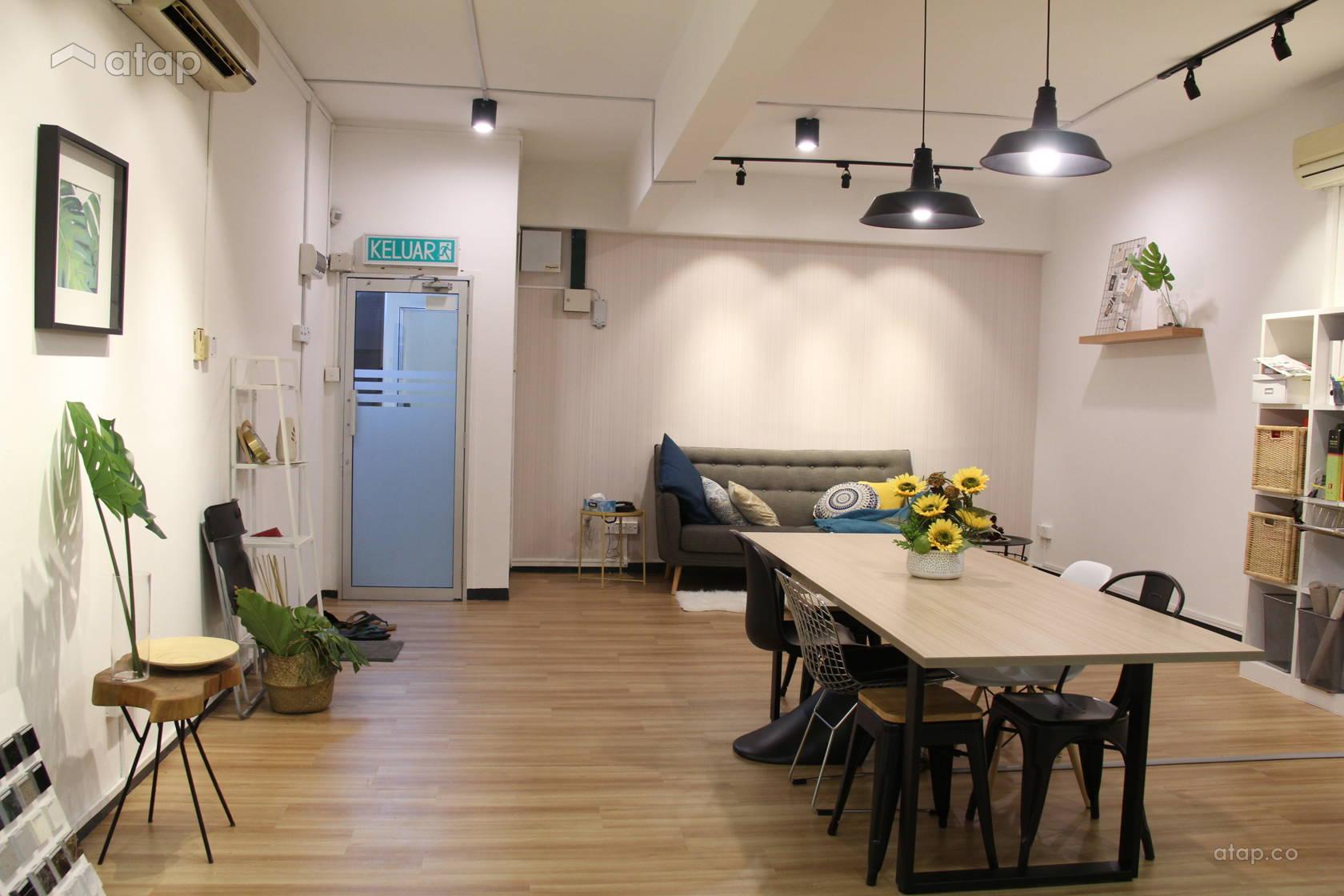 Modern Zen Office Shophouse Design Ideas U0026 Photos Malaysia | Atap.co