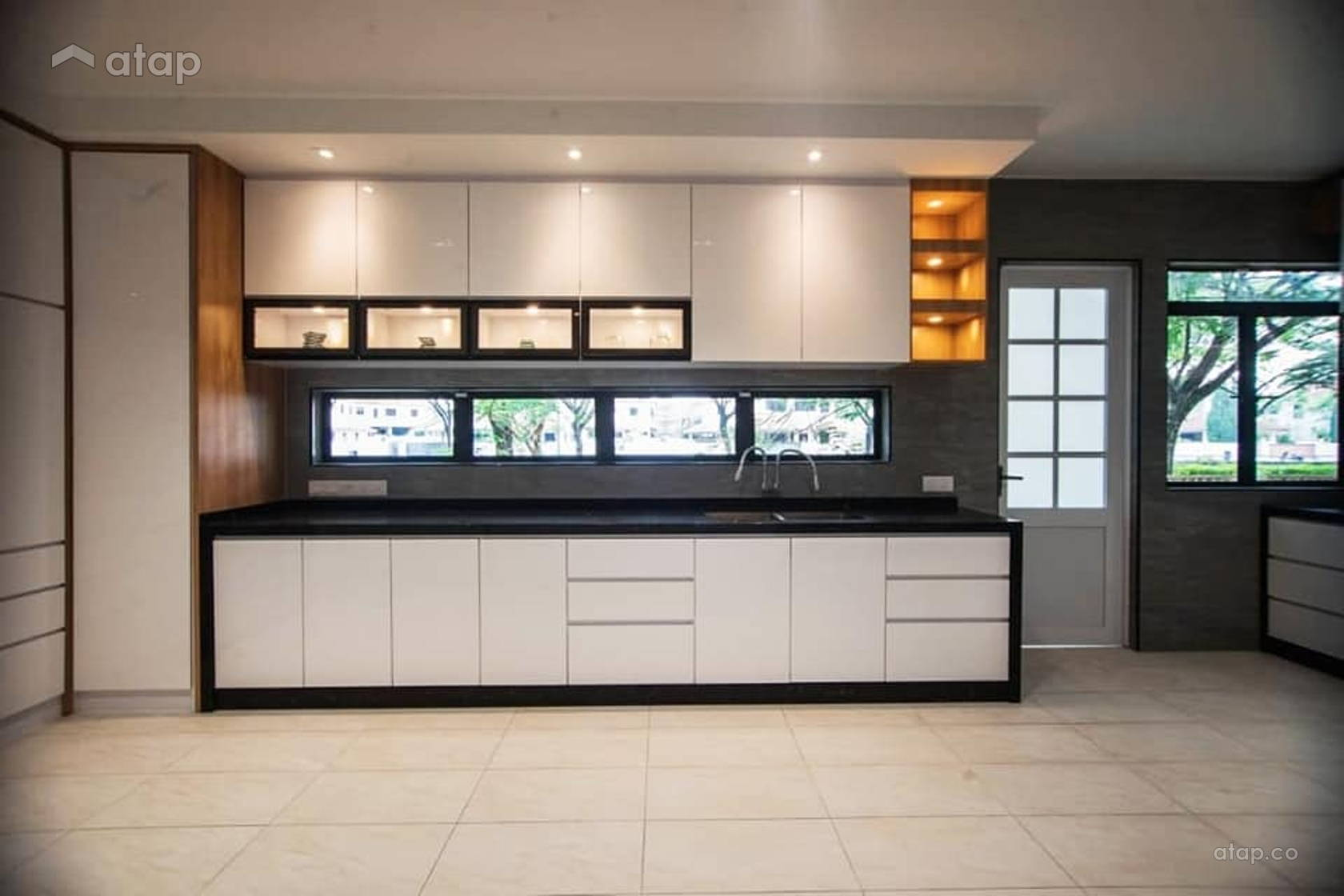 Not An Ordinary Kitchen Interior Design Renovation Ideas Photos And Price In Malaysia Atap Co
